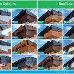 roofline colours